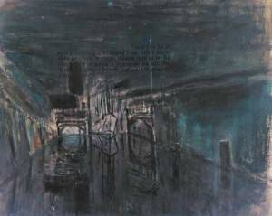Also, just found this very interesting painting that I wanted to share: Guillermo Kutica. I feel the dreary tone is fitting even though I found a light out of my musings; sometimes the dark just needs to come out.